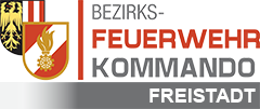 Logo Bezirksfeuerwehrkommando Freistadt